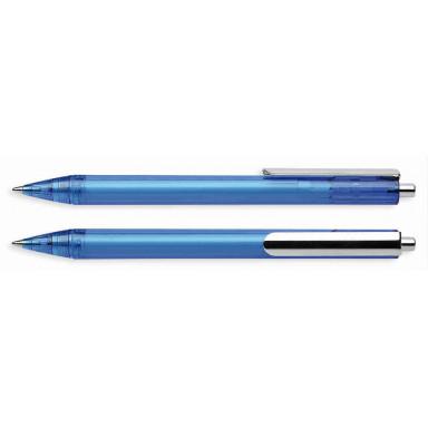 Ручка пластиковая прозрачная ТМ Schneider - Evo