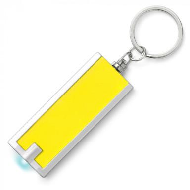 LED брелок-фонарик с кнопкой