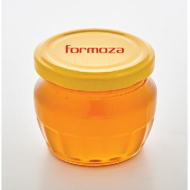 Мед натуральный в баночке с крышкой под брендирование