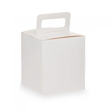 Коробка под чашку с ручкой