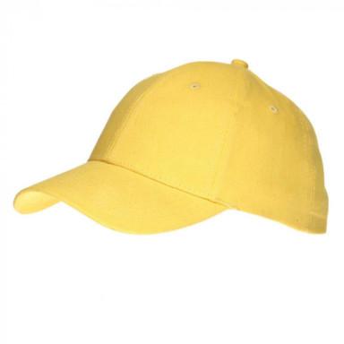 Летняя облегченная 6-ти панельная хлопковая кепка