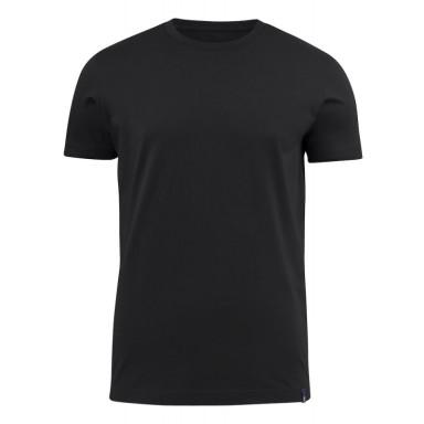 Мужская футболка с U-образным вырезом American U от ТМ James Harvest