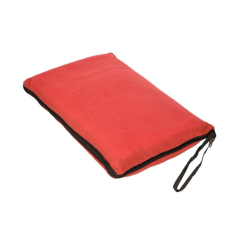 Плед-подушка из флиса Warm
