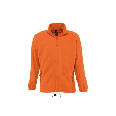 Мужская куртка из флиса на молнии SOL'S NORTH (распродажа)