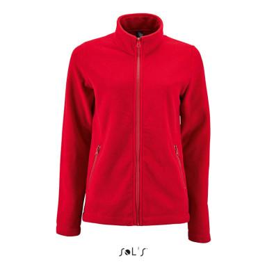 Куртка флисовая женская ТМ Sol's - Norman Women