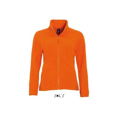Куртка флисовая женская ТМ Sol's - North Women