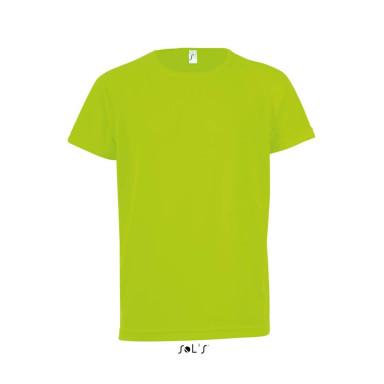 Детская спортивная футболка SOL'S SPORTY KIDS