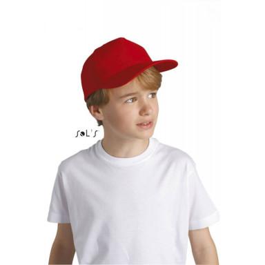 Детская бейсболка из 5 клиньев SOL'S SUNNY KIDS