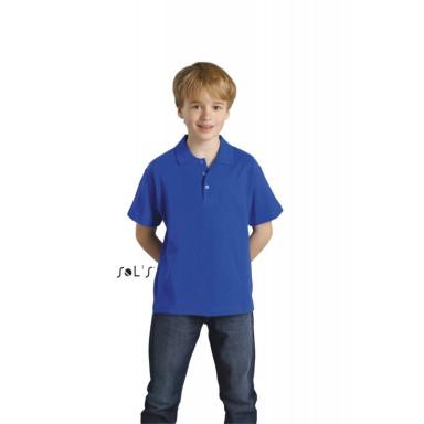 Детская рубашка поло SOL'S SUMMER II KIDS