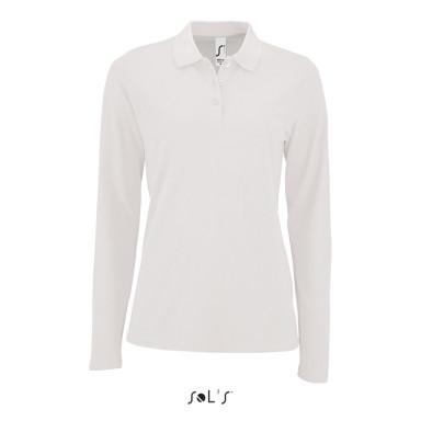 Женская  рубашка поло с длинным рукавом PERFECT LSL WOMEN