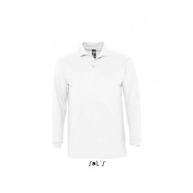 Рубашка поло с длинным рукавом SOL'S WINTER II