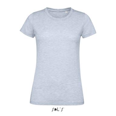 Женская футболка приталенного кроя с круглым вырезом REGENT FIT WOMEN