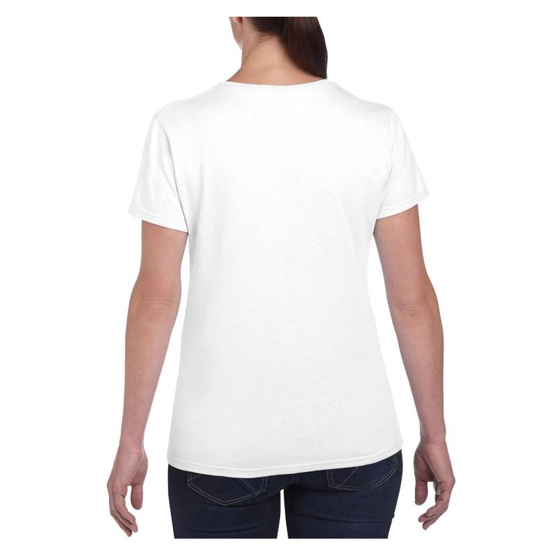 Футболка женская Heavy Cotton 180