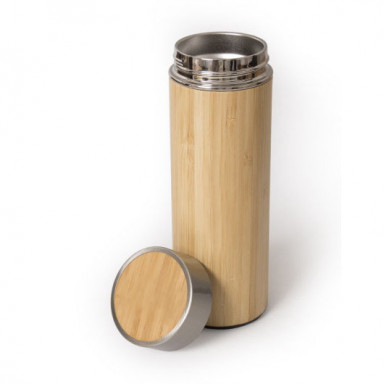 Термос  LIGNUM с бамбуковым покрытием