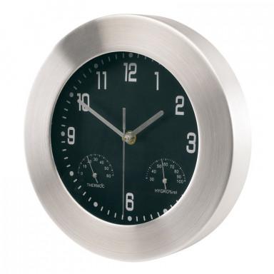 Настенные алюминиевые часы