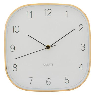 Часы настенные металлические JEWEL PROMO
