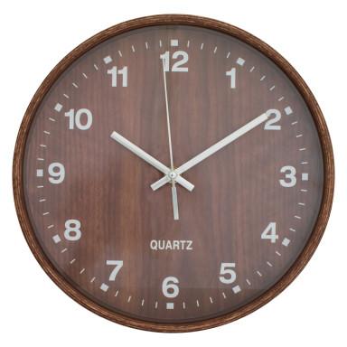 Часы настенные деревянные Natural PROMO
