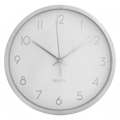 Часы настенные металлические TITANIUM PROMO
