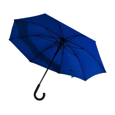Зонт-трость полуатомат BACSAFE, удлиненная задняя секция