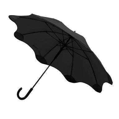 Зонт-трость полуатомат BLANTIER с защитными наконечниками
