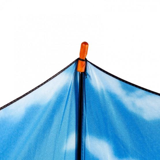 Зонт трость полуавтомат Небо