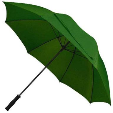 Прочный и большой зонт-трость
