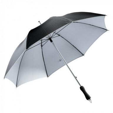 Механический зонт-трость