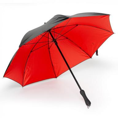 Зонт-трость механический Black Victoria