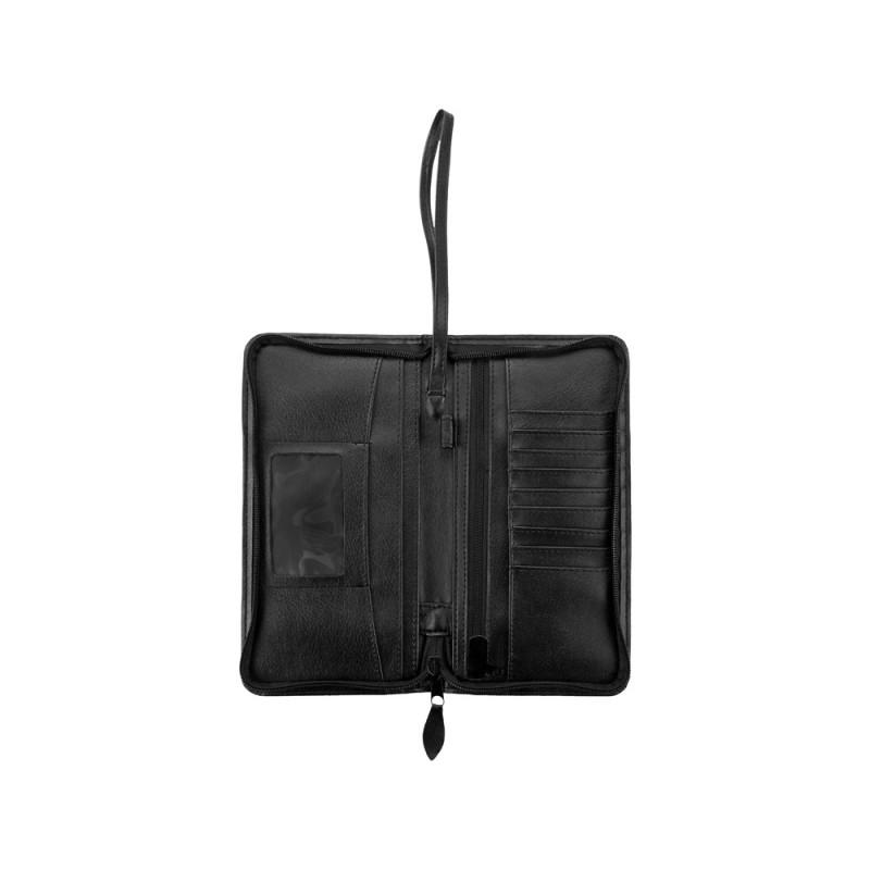 Дорожное портмоне из искусственной кожи  (распродажа со склада)