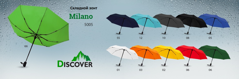 Зонты  Milano