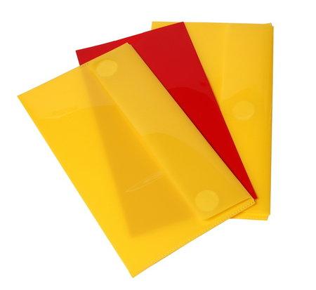 Папки, портфели из пластика